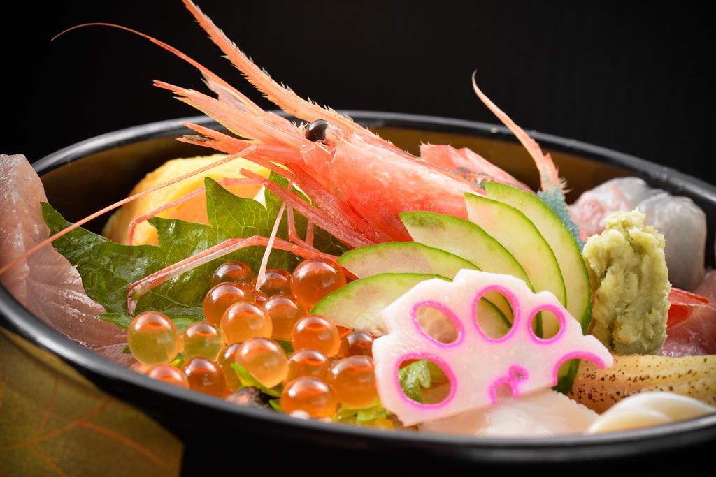 敦賀海鮮丼